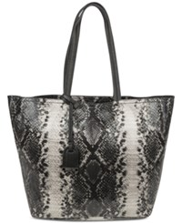 Kenneth Cole Reaction Clean Slate Large Tote Python