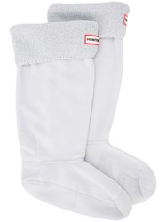 Hunter Thermal Socks Women Nylon Polyester Metallic Fibre M Grey