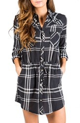 Women's Element 'Madly' Plaid Shirtdress