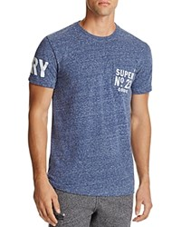 Superdry No. 23 Pocket Tee Eclipse Navy