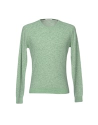 Kangra Cashmere Sweaters Light Green