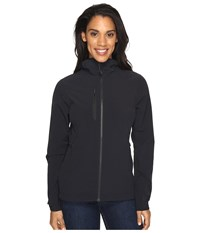 Mountain Hardwear Super Chockstone Hooded Jacket Black Women's Coat