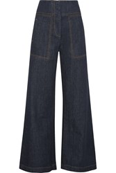 Marni High Rise Wide Leg Jeans