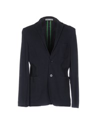Domenico Tagliente Blazers Dark Blue