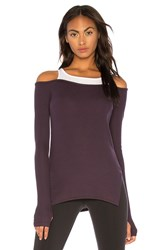 Splits59 Alley Long Sleeve Tee Purple