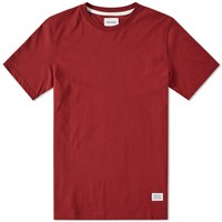 Norse Projects Niels Basic Tee Red