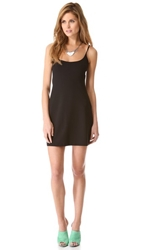 Susana Monaco Slip Dress Black
