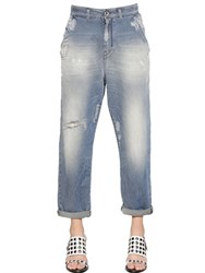 Diesel Carrot Boyfriend Chino Denim Jeans