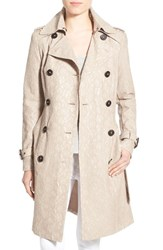 Women's Bcbgeneration Lace Trench Coat