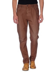 Nichol Judd Casual Pants Dark Brown