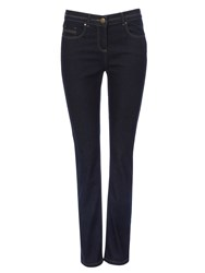 Wallis Indigo Straight Jean