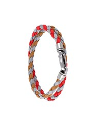 Tod's 'Scooby' Double Bracelet Multicolour