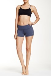 Alo Yoga Big Waves Short Blue