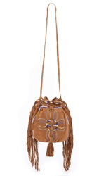 Antik Batik Kiba Bag Brown