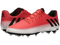 Adidas Messi 16.3 Fg Red Core Black Footwear White Men's Cleated Shoes Pink