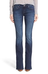 Women's Mavi Jeans 'Ashley' Stretch Bootcut Jeans Dark Tribeca