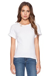 Citizens Of Humanity Esmay T Shirt White