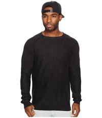 Globe Vega Knit Black Men's Long Sleeve Pullover