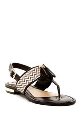 Elaine Turner Designs Layla Sandal Black