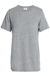 Ag Adriano Goldschmied Short Sleeved Gray
