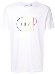 Commune De Paris 1871 T Shirt White
