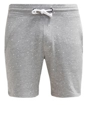 Only And Sons Onsclark Shorts Light Grey Melange Mottled Light Grey