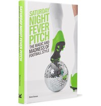 Abrams Saturday Night Fever Pitch The Magic And Madness Of Football Style Hardcover Book Multi