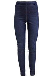 Dorothy Perkins Lyla Slim Fit Jeans Blue Dark Blue