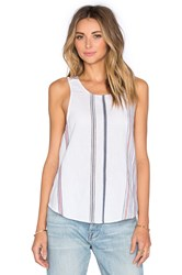 Samandlavi Evie Top White