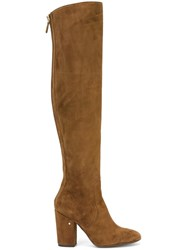 Laurence Dacade Over The Knee Boots Brown