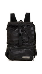 Adidas By Stella Mccartney Convertible Backpack Black Black