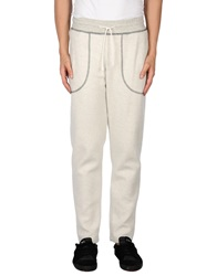 Band Of Outsiders Casual Pants Light Grey