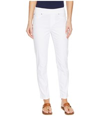 Tribal Pull On Ankle 28 Dream Jeans In White White Women's Jeans