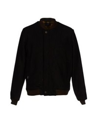 Brixton Jackets Dark Brown