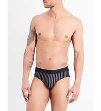 Hom Luis Stretch Jersey Briefs 400004