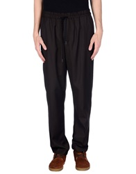 3.1 Phillip Lim Casual Pants Dark Brown