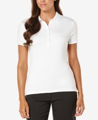 Callaway Opti Dri Golf Polo Bright White