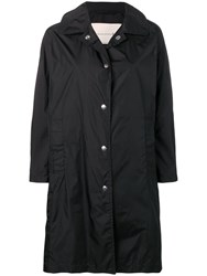 Mackintosh Mid Length Trench Coat Black