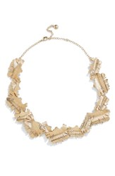 Baublebar Willow Collar Necklace Gold