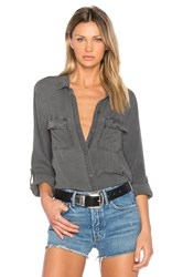 Sam And Lavi Isabelle Top Charcoal