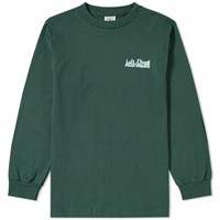 Alltimers Long Sleeve Late Tee Green