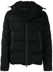Tatras Padded Hood Jacket Black