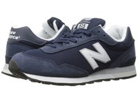 New Balance Ml515 Navy White 2 Men's Classic Shoes Blue