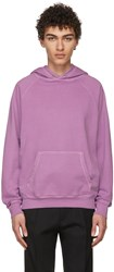 Hope Purple Champ Hoodie