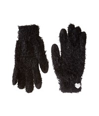Betsey Johnson Do Me A Solid Soft I Touch Gloves Black Extreme Cold Weather Gloves