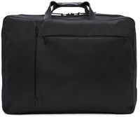 Nanamica Black Convertible Briefcase