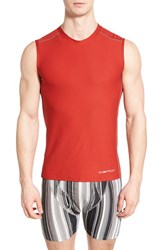 Men's Exofficio 'Give N Go Sport' Mesh Sleeveless T Shirt Stop