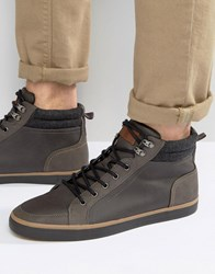 Call It Spring Linford Trainers Black