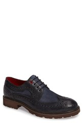 Jump Men's Bleecker Spectator Shoe Navy