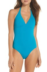 Vilebrequin Solid Water One Piece Swimsuit Seychelles